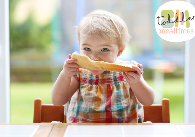 eating-a-bread-toddler-mealtimes